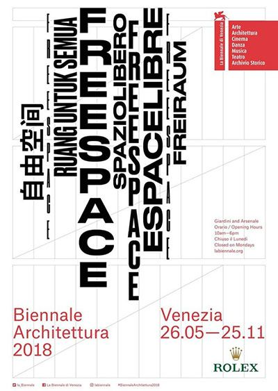 16th International Architecture Exhibition, Venice