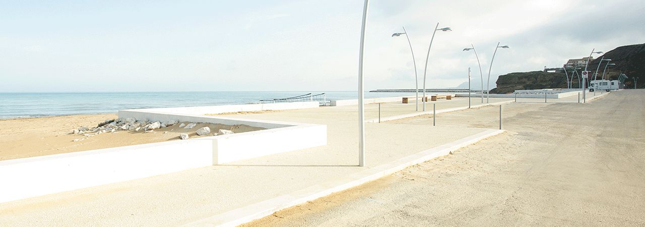 BALESTRATE SEAFRONT