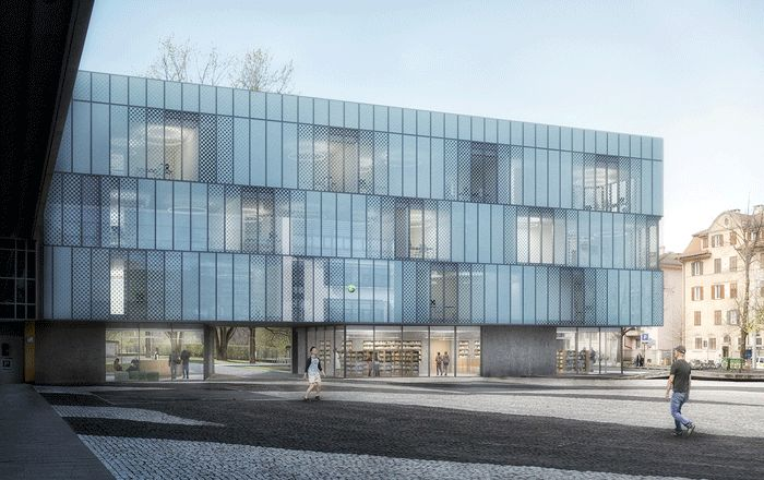 SOCIAL SERVICES CENTER AND HEALTH CLINIC IN BOLZANO